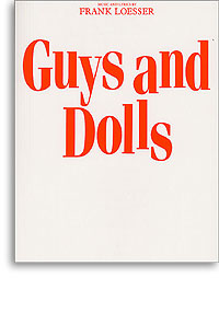 Guys and Dolls Score