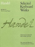 Handel Piano Works IV