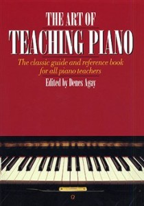 Art of Teaching Piano