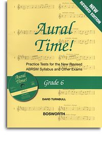 Aural Time 6 and CD
