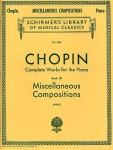 Chopin Complete Works XII