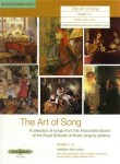 Art of Song 1-3 Medium Low