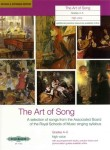 Art of song 4-5 High