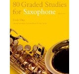 80 Graded Studies for Saxophone 1