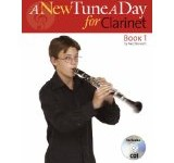 A New Tune a Day Clarinet 1