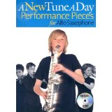 A New Tune a Day Performance Alto Sax