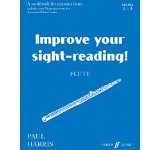 Improve your sight reading flute 1-3
