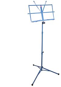 Music Stand Blue