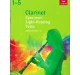 Sight Reading Clarinet 1-5