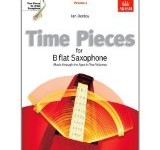 Time Pieces Tenor Sax 1