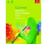 sight reading clarinet 6-8