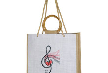 Bag Treble Clef