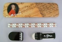 Mozart Pencil Tin
