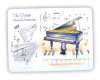 Piano Placemats