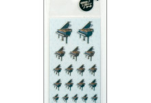 Piano Stickers