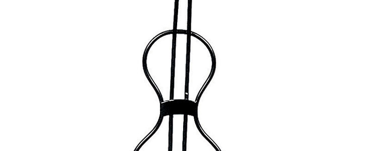 Violin Candle Holder